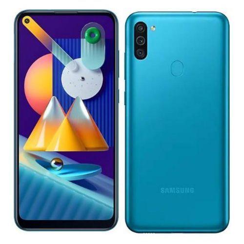 "Galaxy M11 6.4"" (32Go, 3Go) Android 13MP+2MP+5MP/8MP - Bleu"