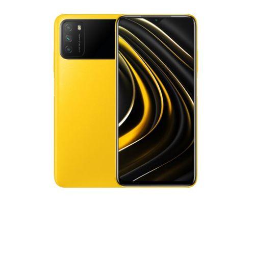 "POCO M3 6,53"" (4Go, 128Go) 48MP+2MP+2MP/8MP Android – Jaune"