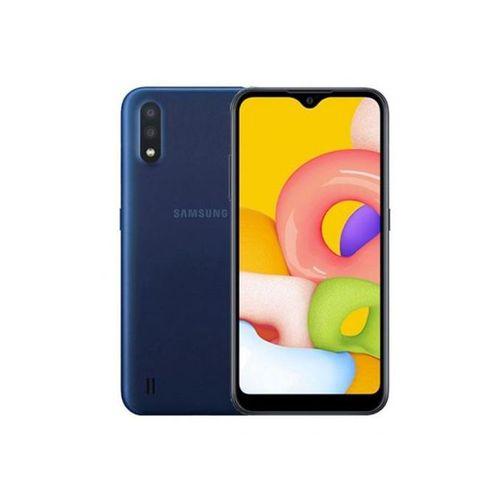 """Galaxy A01 - 5,7 """" HD + - 16Go - 2Go - Blue"""