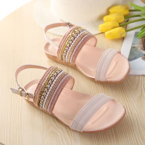Fashion Women Bohemia Slippers Flip Flops Flat Sandals Toe Beach Gladiator Ankle Shoes Gift