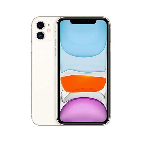 """iPhone 11, 6.1"""", 4Go, 64Go - Blanc - Garantie 1 an"""