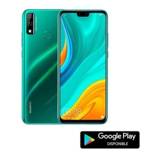 Y8S 6.5 FHD- 4GB RAM+64GB ROM- 48MP - Play Store (4000mAh) - Emerald Green