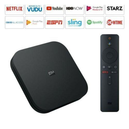 XIAOMI MI TV BOX S SMART 4K HDR Global Version