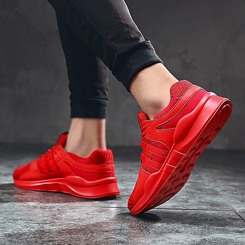 Fashion Air Mesh Sneakers Men Breathable Anti-Odor Sport Running Shoes