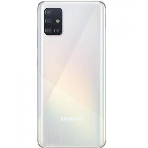 Galaxy A51 - 6.5'' - (6GB - 128GB) - 4G - Camera 48MP - Blanc