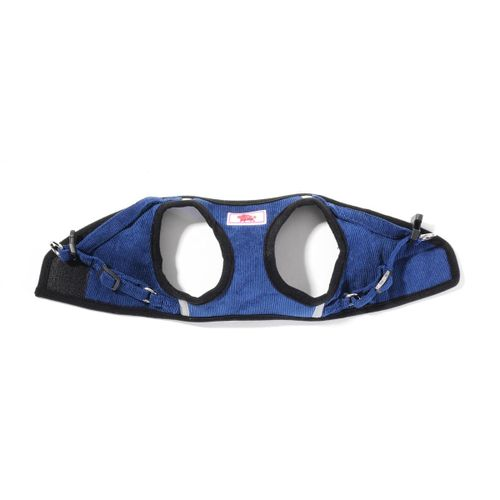 XS/S/M Pet Dog Puppy Vest Harness No Pull Adjustable Leash Collar Set Training --- XS / S / M-XS
