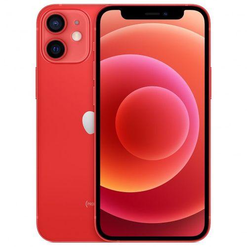 "iPhone 12 Mini 64Gb - 5,4"" - 4Gb RAM - Rouge (Red) - Garantie 1 an Neuf"