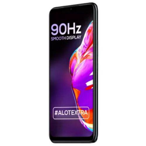 """Hot 10S 6.82"""" (4Go, 64Go) 48MP+2MP/8 MP Android - Noir"""