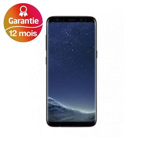 """Galaxy S8 - 5.8"""" - 64 Go - 4 Go - Octa Core - Noir"""