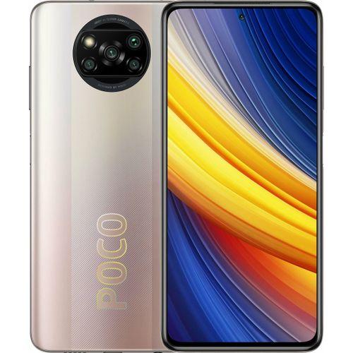 Mi POCO X3 PRO - 6.67 '' ( 6 Go RAM - 128 Go) - Snapdragon 860G - 64 MP- Bronze