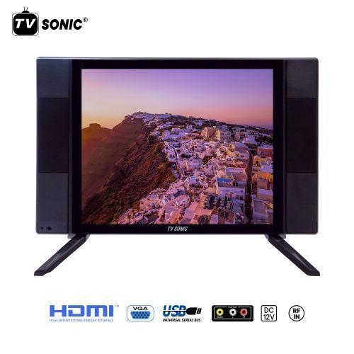 TV SONIC TV LED 19? FULL HD Récepteur TNT + Moniteur - garantie 1 an