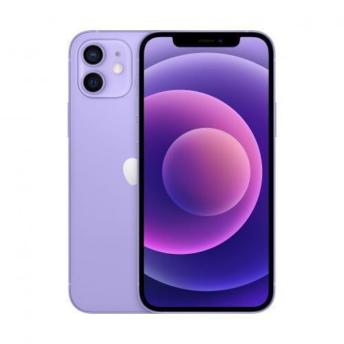 "iPhone 12 Mini 64Gb - 5,4"" - Purple - Garantie 1 an Neuf"