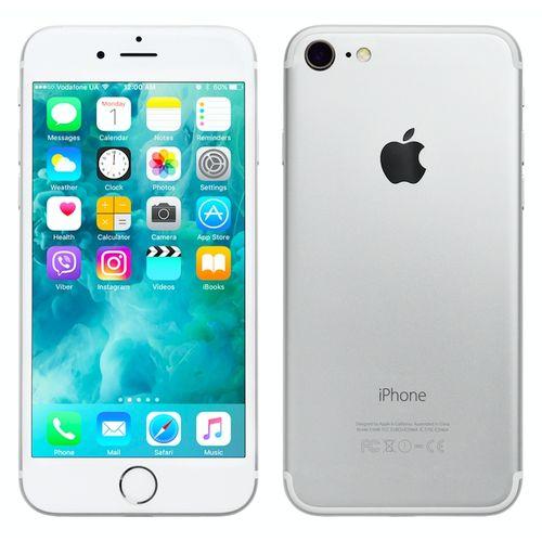 "iPhone 7 CPO Reconditionné Premium- 4.7"" - 32 GB - 2Go - IOS 10 – 12MP - Silver"