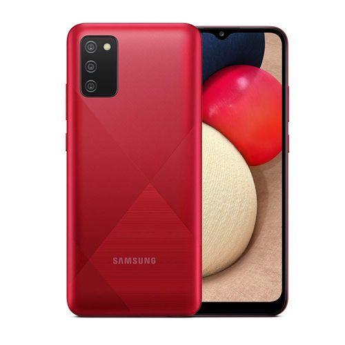 "Galaxy A02s Rouge 4G + 64GB 6.5"" HD 5000mAh"