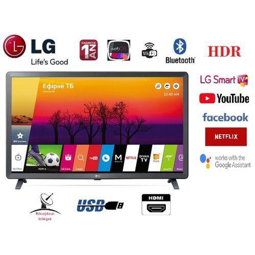 "Smart LED TV 32"" Recepteur integré + USB + HDMI + HDR - 32LM630"