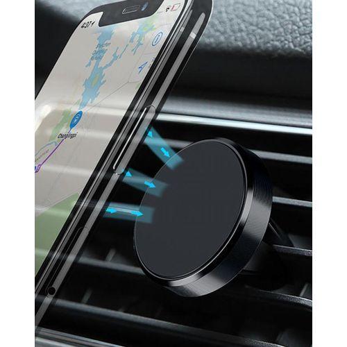 Support de téléphone pour voiture Magnétique ventilation Montage Mobile 360