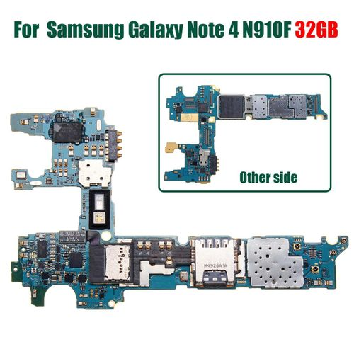 Main Motherboard Flex Cable Replacement For Samsung Galaxy Note 4 N910F 32GB