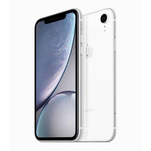 """iPhone XR, 6.1"""" , 64Go - Blanc - 1an de Garantie"""