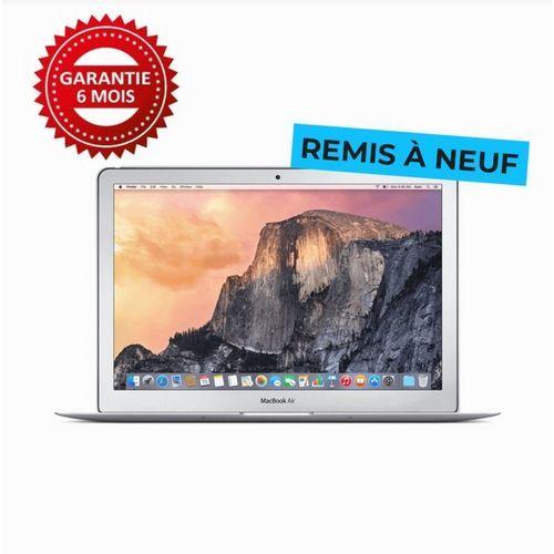"MacBook Air (2015) - i5 -13,3"" 4Go - 256 SSD -QWERTY -Remis à neuf"