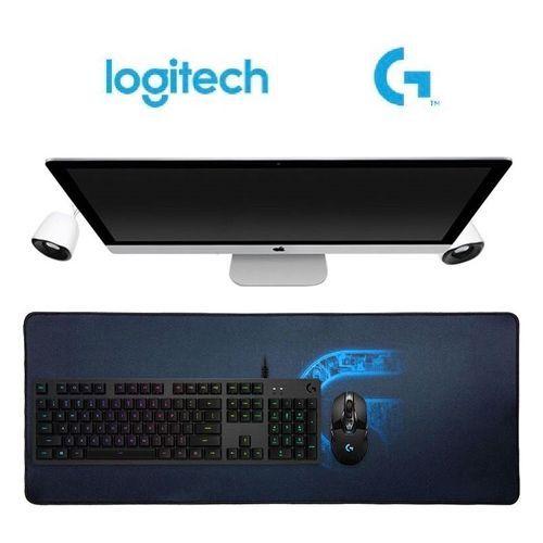 Logitech Tapis de souris clavier Gamer, Logitech, pour ordinateur de bureau