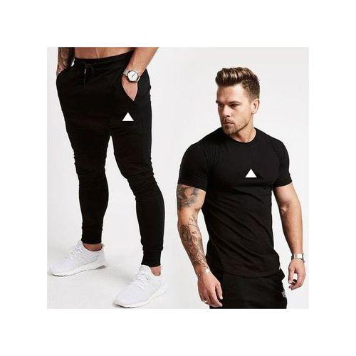 survêtement hommes Deux Pièces pantalon + t shirt ORO 2020
