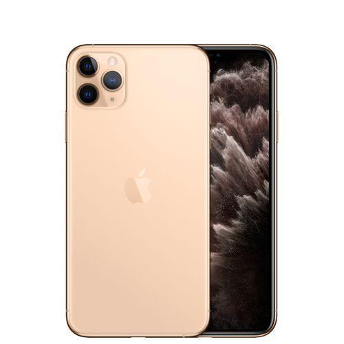"iPhone 11 Pro Max , 6.5"", 4Go, 64Go - Gold - Garantie 1 an"