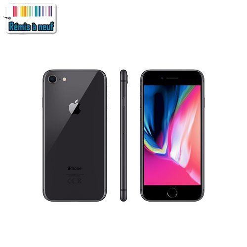 iPhone 8 64Go - iOS -NOIR (Remis à Neuf )