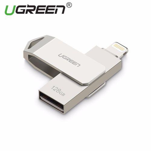 128GB MFi USB Lightning OTG Flash Drive Compatible with iPhone 5/5s/5c/6/6s/6 Plus,7,8,x,iPad LBQ