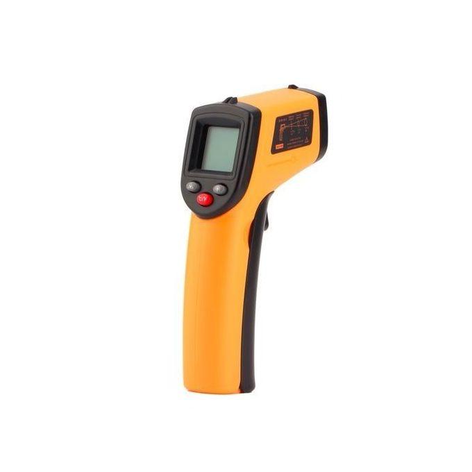Thermomètre Infrarouge Laser Avec Lcd Numérique