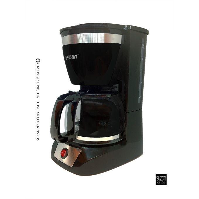 Cafetiere Live On 12 Tasses Expresso Avec Filtre Permanent