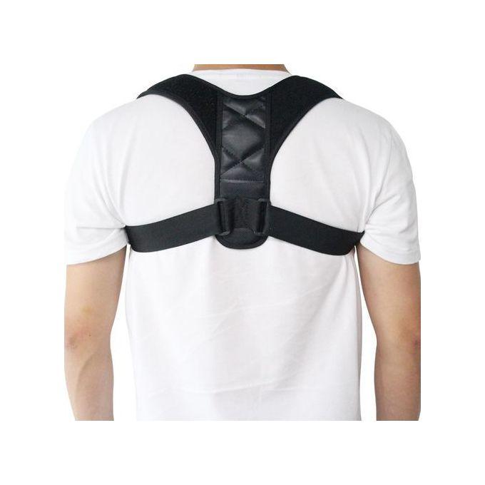 Posture Corrector For Men And Women Sangle De Soutien De La Clavicule Pour Le Support Supérieur Du Dos Pour Cyphose Thoracique Et épaule