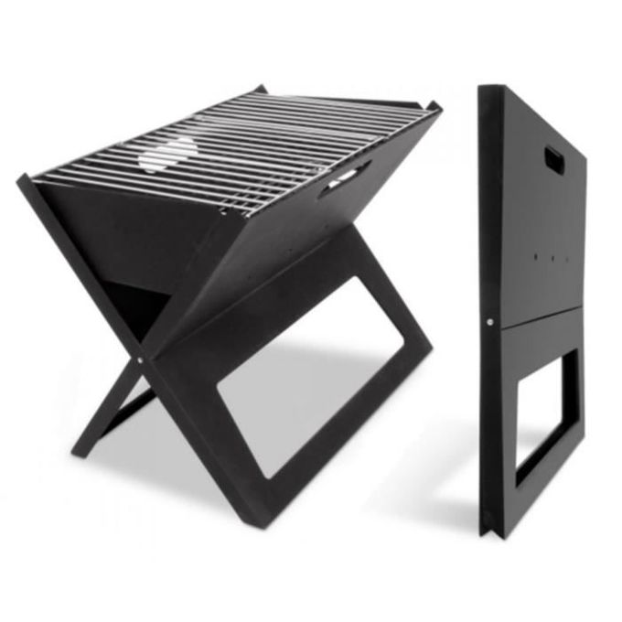 Barbecue Pliable Portable Brûleur Four En Plein Air A Charbon