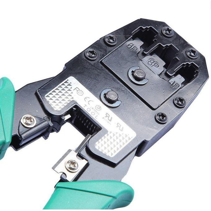 Pince à Sertir Pour Cable Reseau Rj45 Rj12 Rj11 Pince à Dénuder