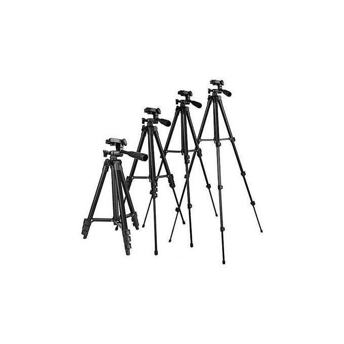 product_image_name-Generic-Tripod Support 3120 pour camera et telephone en aluminium-2