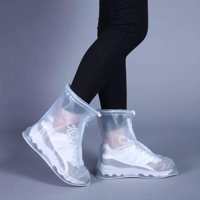 avec semelle réutilisable chaussure silicone surchaussure couvre antidérapant renforcer QdxoWCerB