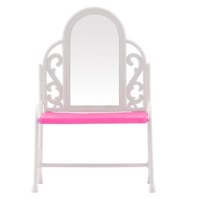 Autre Coiffeuse Sunborui Amp Accessoires De Chaise Pour Meubles De Chambre A Coucher Pour Filles A Prix Pas Cher Jumia Maroc