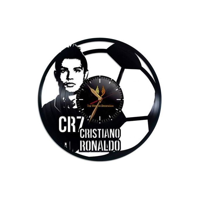 Horloge Murale Cristiano Ronaldo