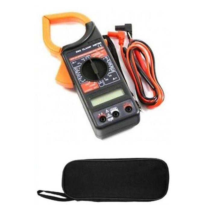 Metrix Digital Universel De Mesure électrique Et électronique Testeur Multimètre Dt266 à Pinces