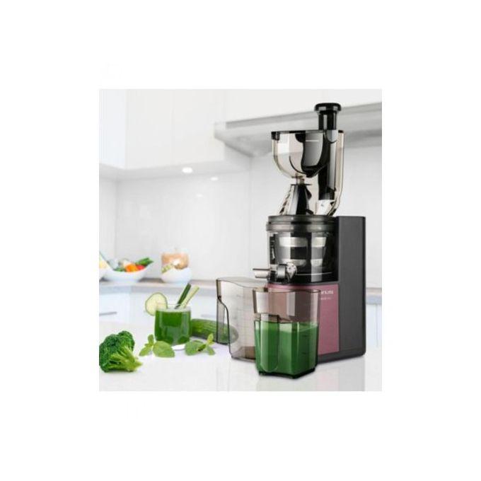 Extracteur De Jus Fruitslégumes Liquajuice 200w Moteur Ac Système Anti Goutte Couleur Prune 2 Ans De Garantie