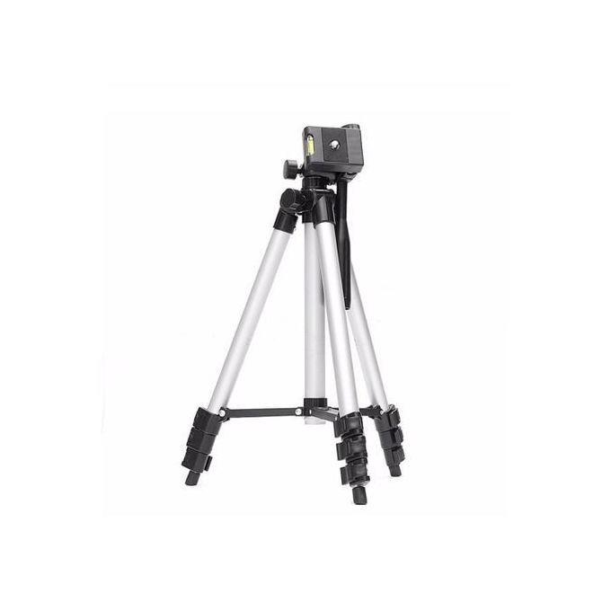 Trépied 3110 Support Pour Appareil Photo Et Portables Compatible Avec Tous Les Smartphones Et Camera