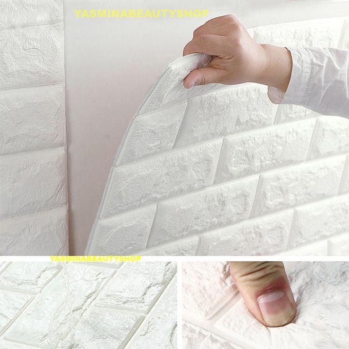 Generic Adhesife Paneaux Mural Anti Humidite Brique Papier Peint