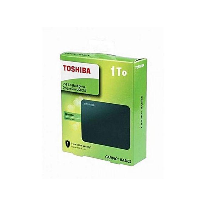 Toshiba Toshiba Hard Disc Disque Dur Externe Usb 30 25 1tb