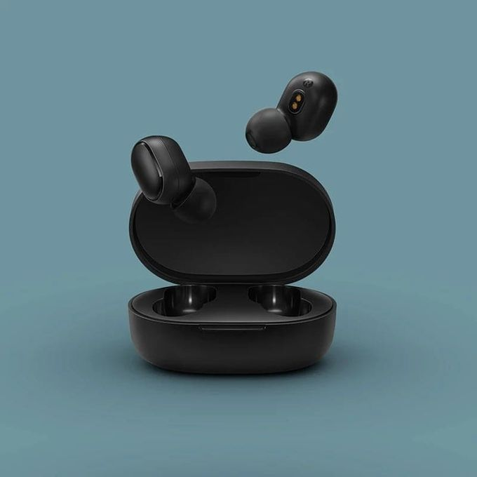 product_image_name-XIAOMI-Redmi earbuds Basic-  Ecouteur Sans Fil Bluetooth 5.0 WIFI XIAOMI-2