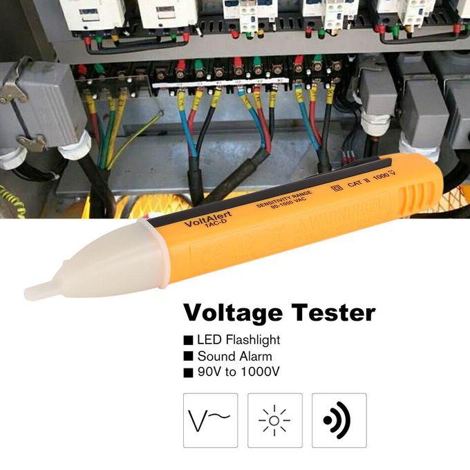 Testeur De Tension Détecteur De Puissance Capteur Sans Contact 90 1000v Stylo électrique