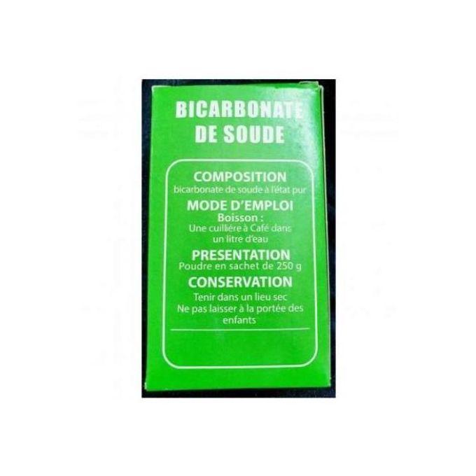 Bicarbonate De Sodium Soude En Poudre 250g