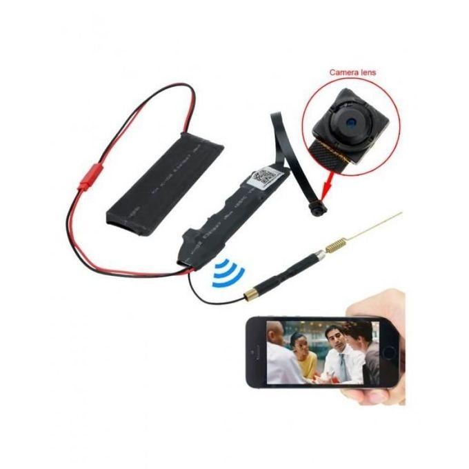Mini Petite Caméra Cachée Hd 1080p Ipwifi
