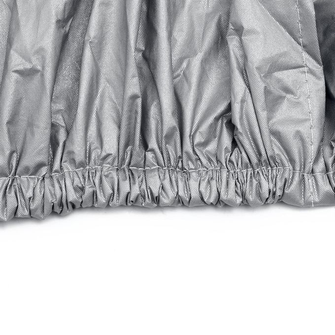 product_image_name-Generic-銆? + Super Deal + Limited Offer銆?4.7x1.8x1.5M  Universal Full Car Cover With Reflective Strip Cotton Waterproof Breathable (SIZE:L)-8