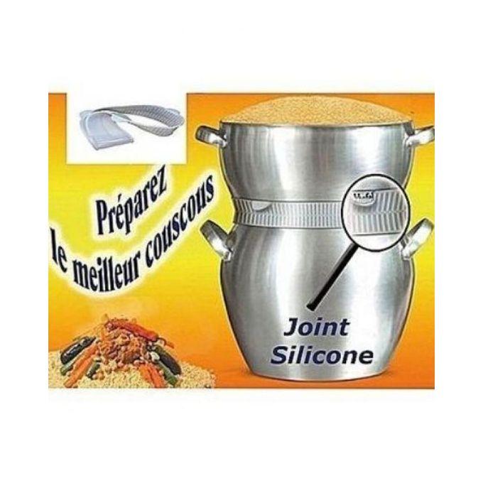 Joint En Silicone Alimentaire Adaptable à Tous Les Couscoussiers