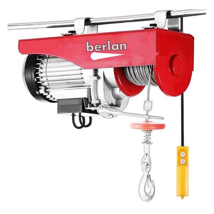 Treuil électrique Télécommandé Berlan