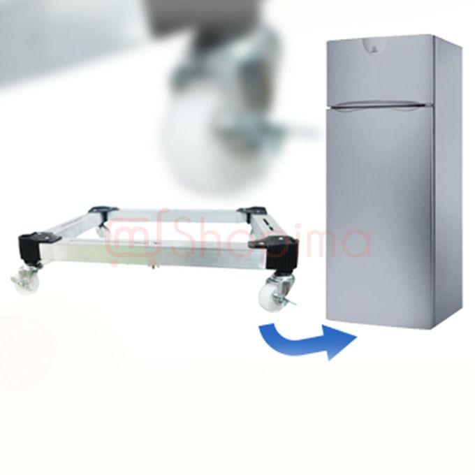 Support Roulant Extensible En Alluminum Pour Machine à Laver Congélateur Et Refrigerateur